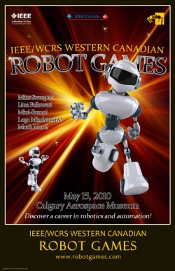 IEEE/WCRS Western Canada Robot Games